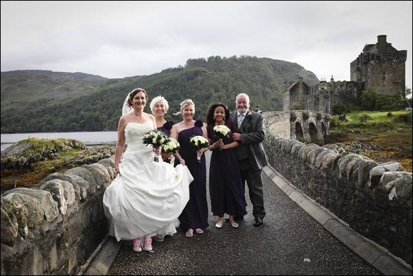 wedding photography at Eilean Donan Castle-0473