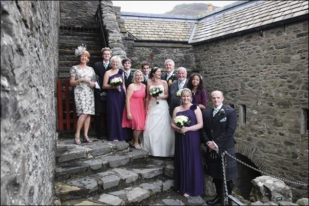 wedding photography at Eilean Donan Castle-0696