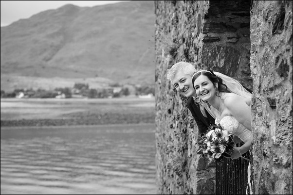 wedding photography at Eilean Donan Castle-0819
