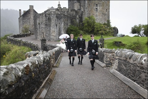 wedding photography at Eilean Donan Castle-0933