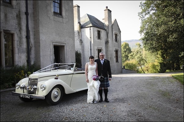 Wedding photo graphy at Alvie House highlands (5)