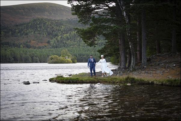 wedding photography at Loch and Eilein-6641