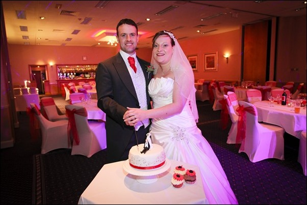wedding photography at North Lakes Hotel, Penrith-9985