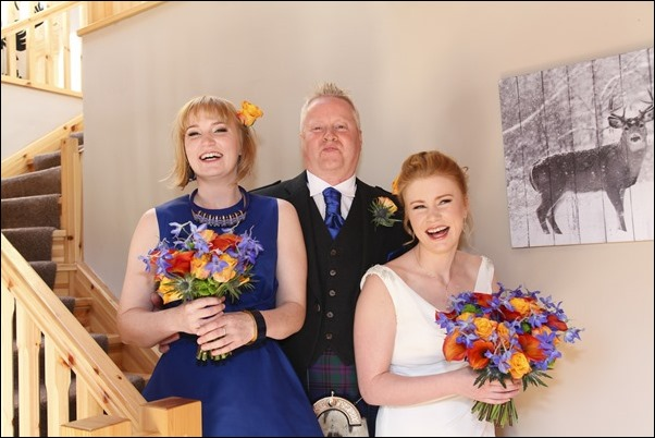 Wedding photography at the Big Husky Lodge Aviemore-8650 - Copy - Copy
