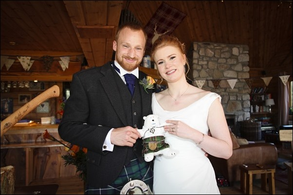 Wedding photography at the Big Husky Lodge Aviemore-9053