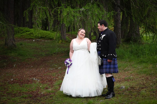 wedding photography at the Cairngorm Hotel and Loch and Eilein, Aviemore-8254