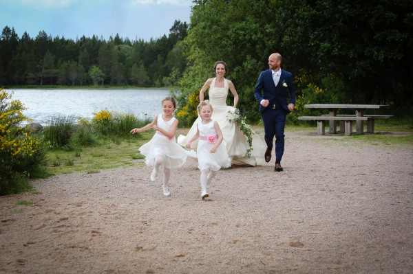 wedding photography at the Hilton Coylumbridge and Loch Morlich, Aviemore-1068