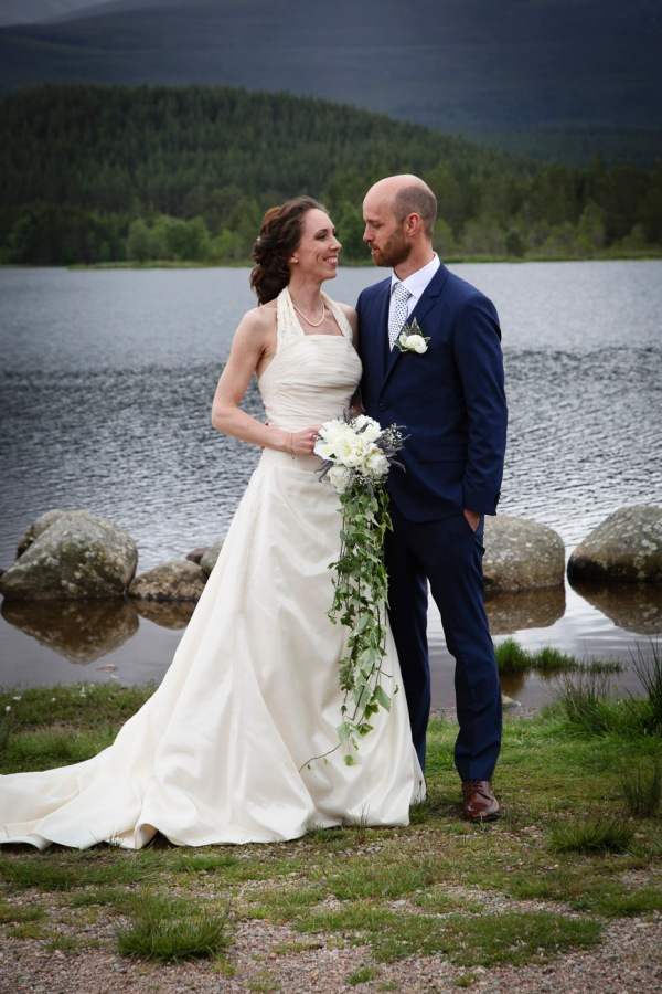 wedding photography at the Hilton Coylumbridge and Loch Morlich, Aviemore-1315