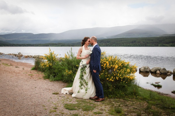 wedding photography at the Hilton Coylumbridge and Loch Morlich, Aviemore-1321