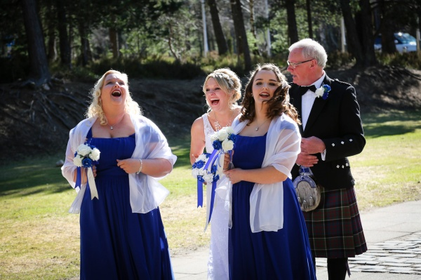 Wedding photography at The Hilton Coylumbridge and Loch Morlich-9860