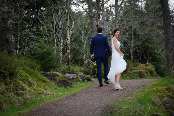 Wedding photography at The Laggan Hotel and Laggan Church-0937