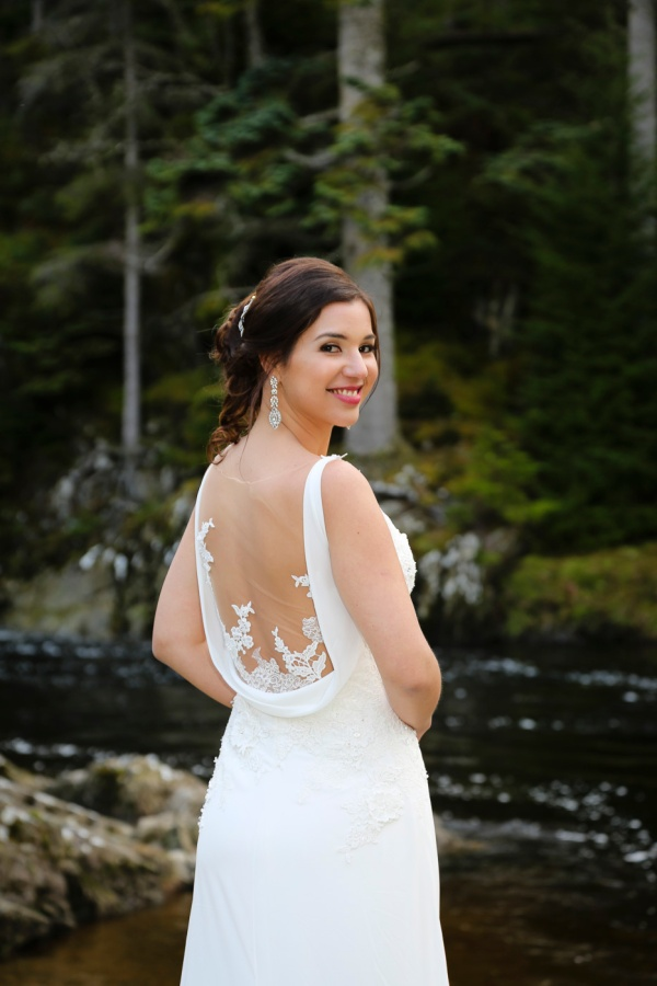 Wedding photography at The Laggan Hotel and Laggan Church-0962