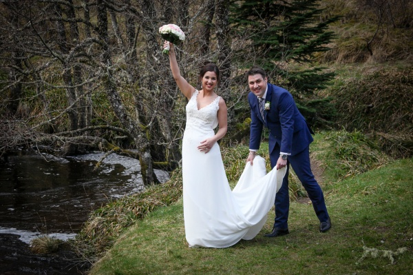 Wedding photography at The Laggan Hotel and Laggan Church-2095