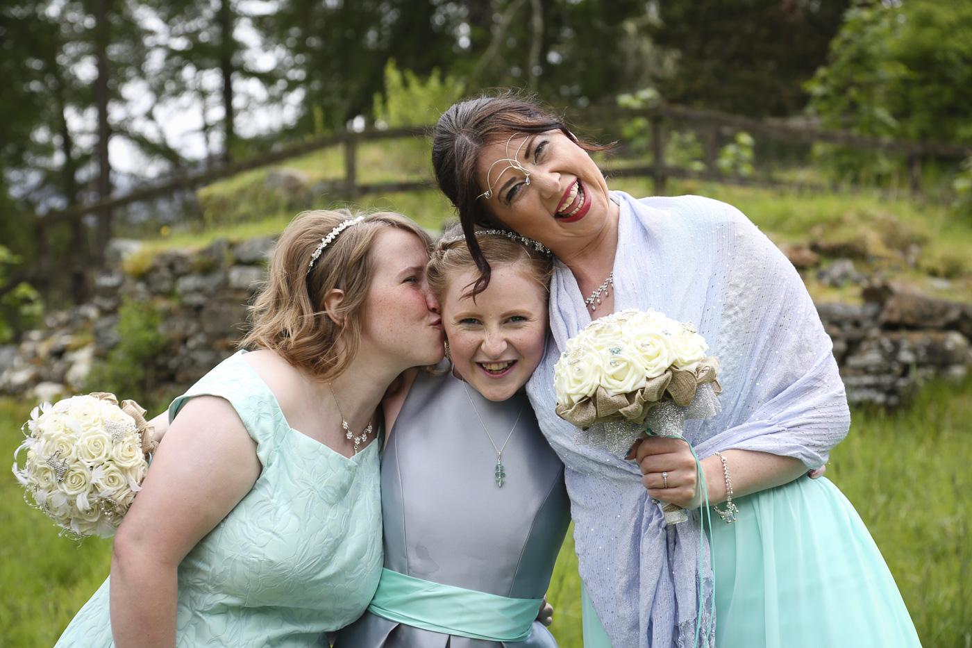 wedding photography at Loch an Eilein, Rothiemurchus-3846