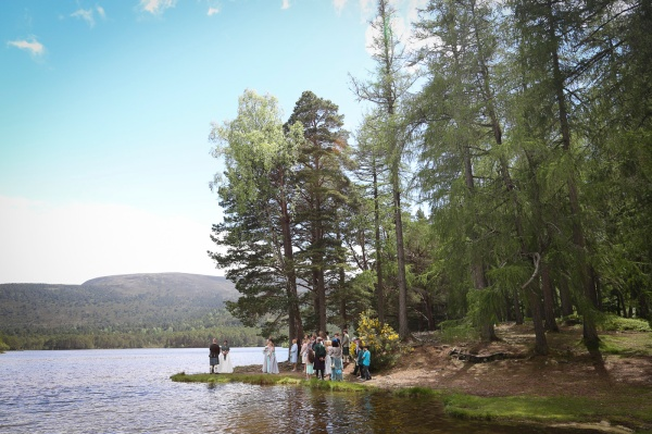 wedding photography at Loch an Eilein, Rothiemurchus-3895