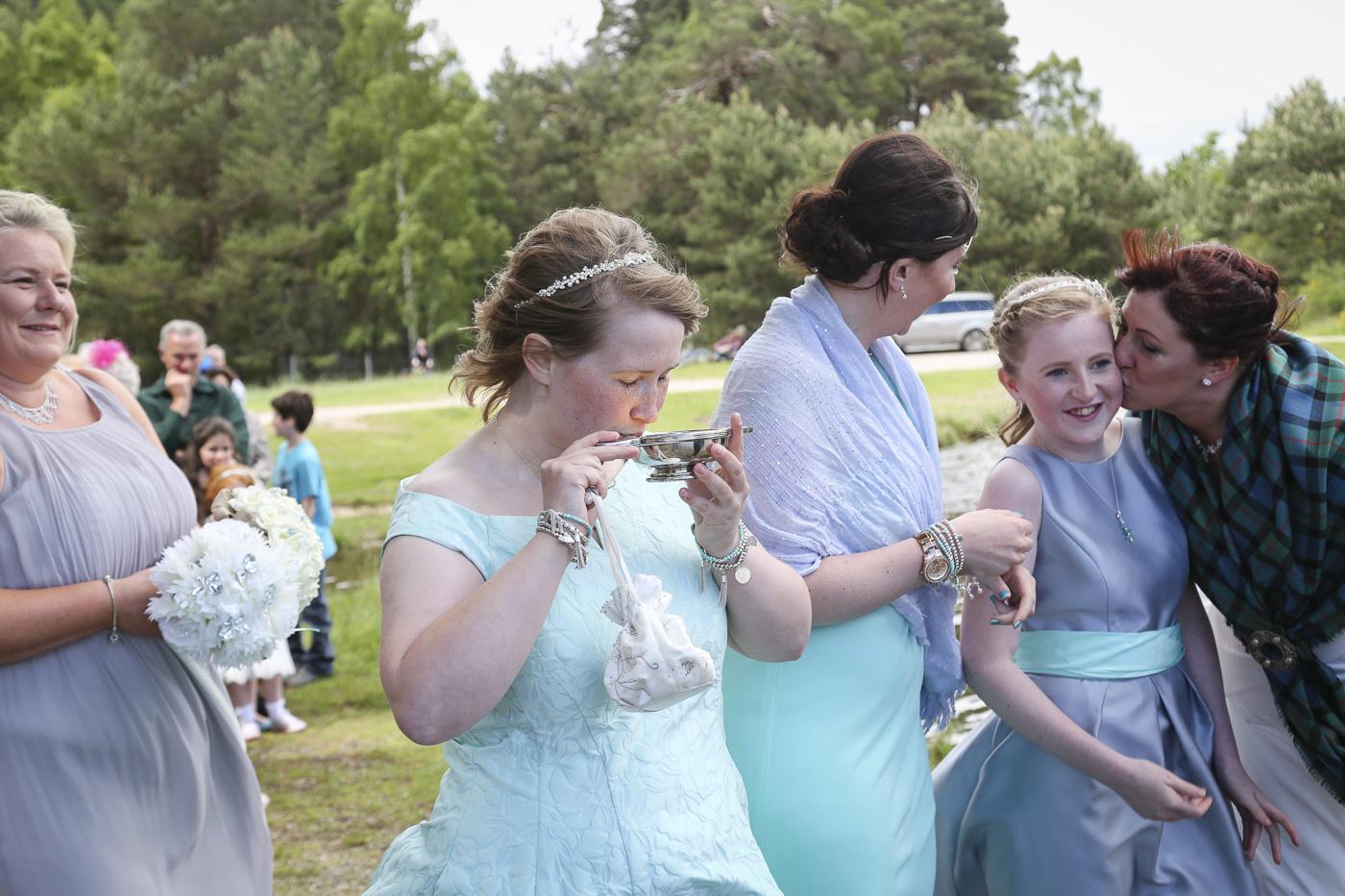 wedding photography at Loch an Eilein, Rothiemurchus-4004