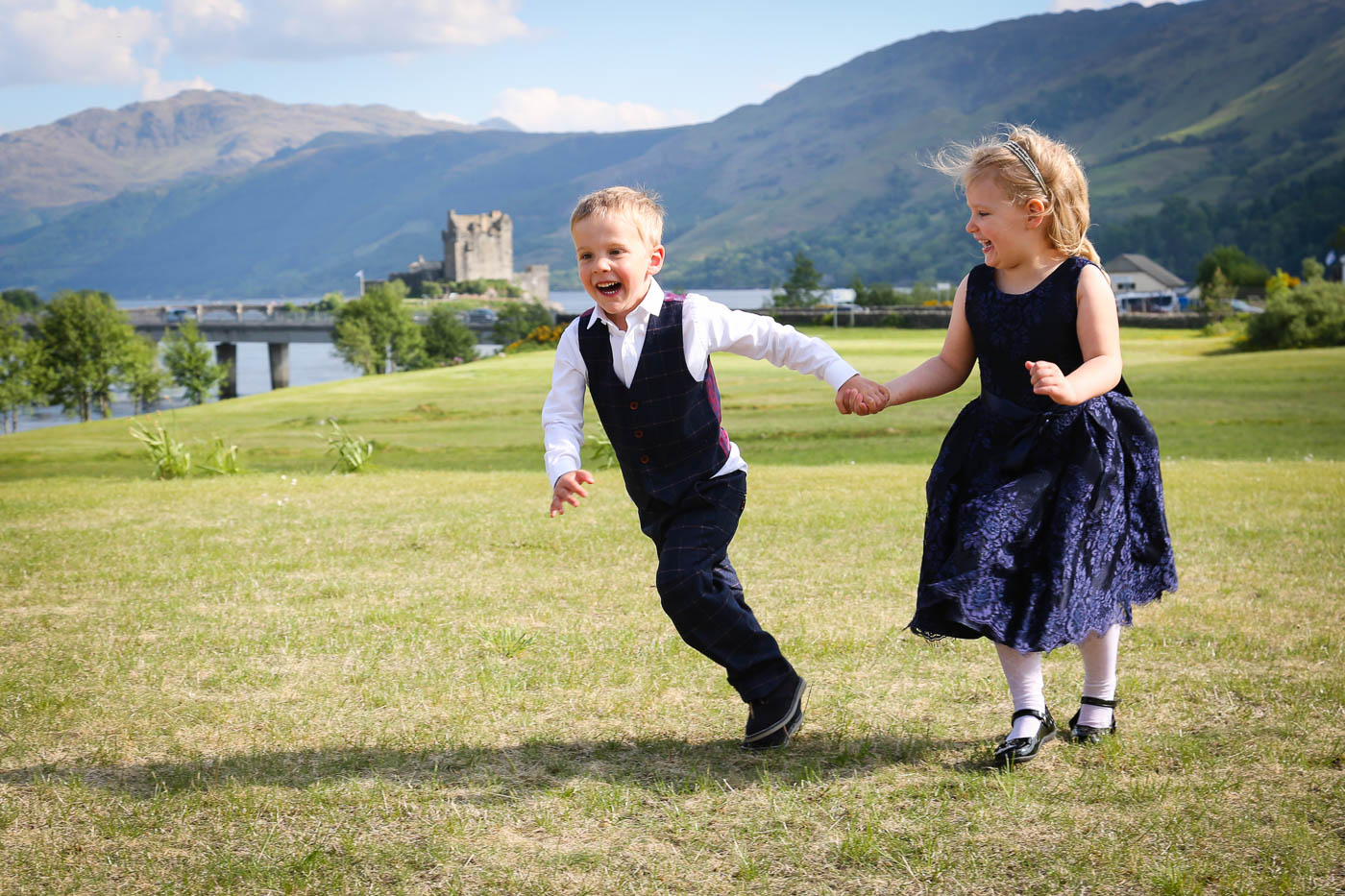 Wedding photography at Eilean Donan Castle-1452