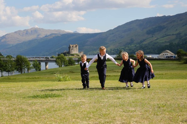 Wedding photography at Eilean Donan Castle-1458