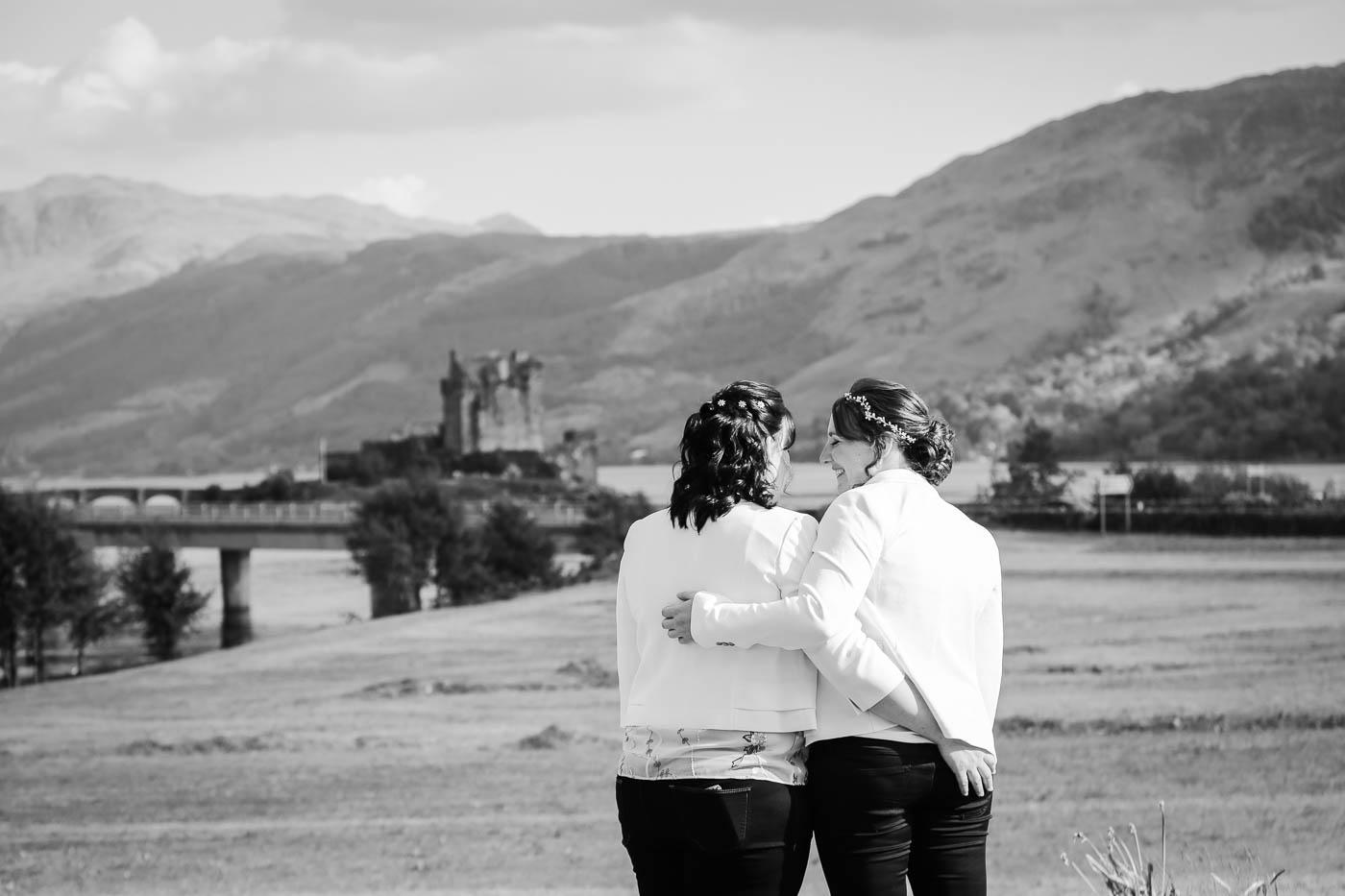 Wedding photography at Eilean Donan Castle-1546