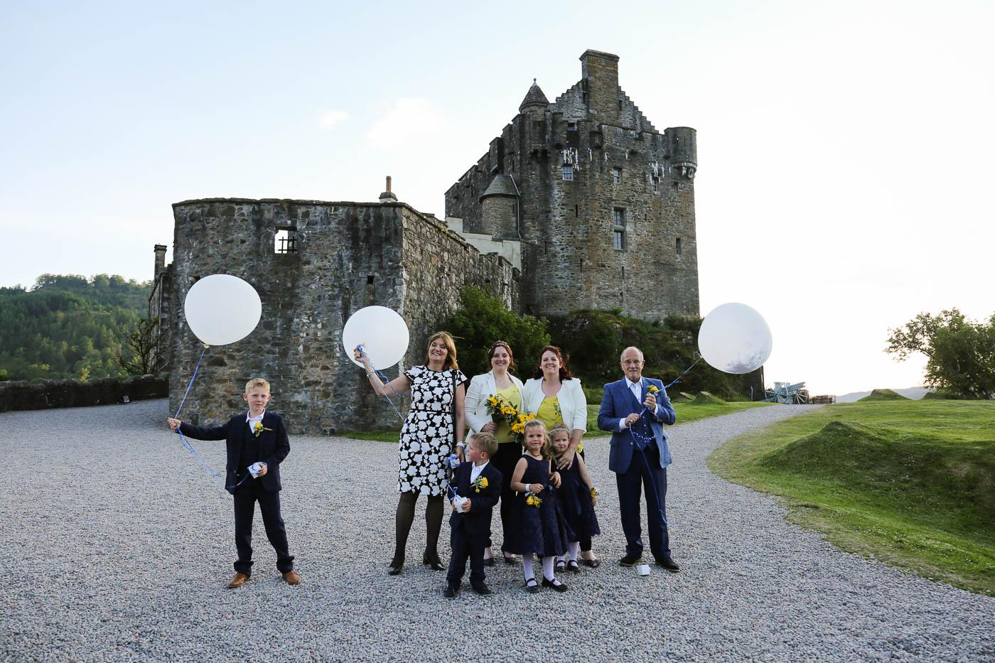 Wedding photography at Eilean Donan Castle-2054