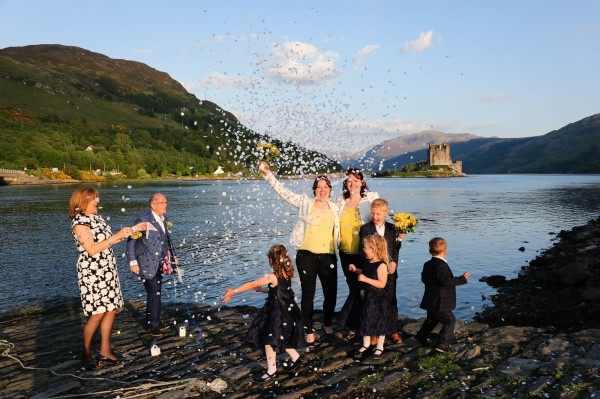 Wedding photography at Eilean Donan Castle-2149